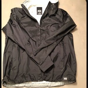 Like NEW REI zip up jacket